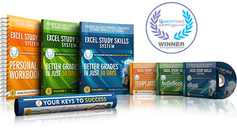 Excel Study Skills System - The Most Complete Student Success System